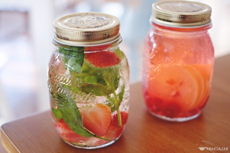 Infused Water IDR 35k