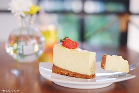 Homemade NY Cheesecake IDR 55k