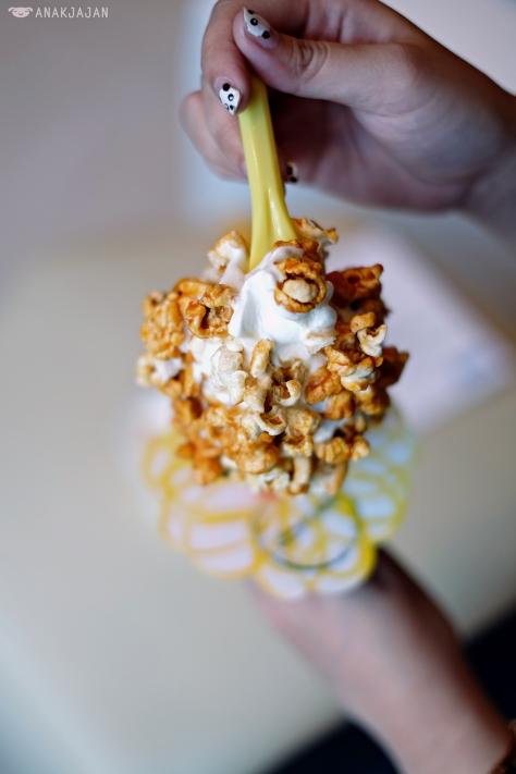 Caramel Popcorn IDR 50k