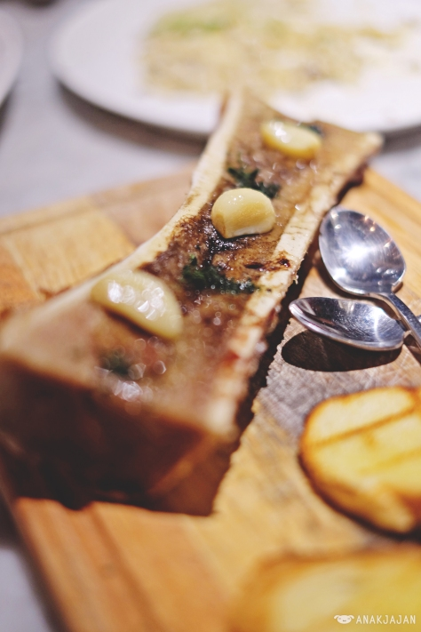 Roasted Bone Marrow IDR 89k