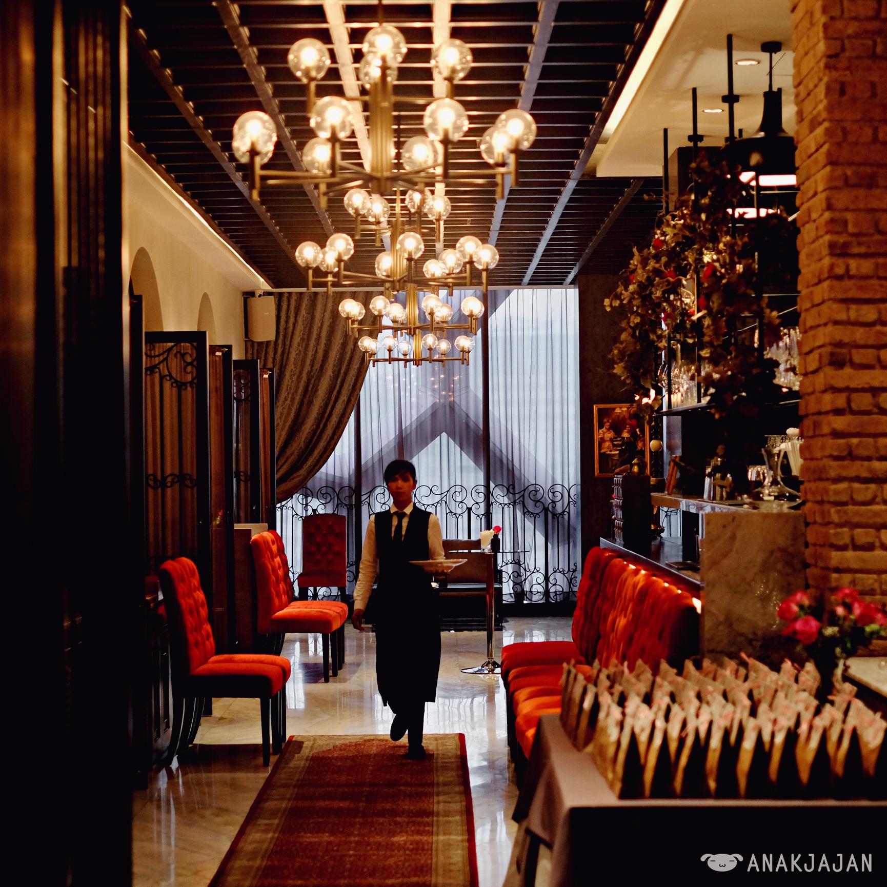 Valentino Restaurant Singapore Menu