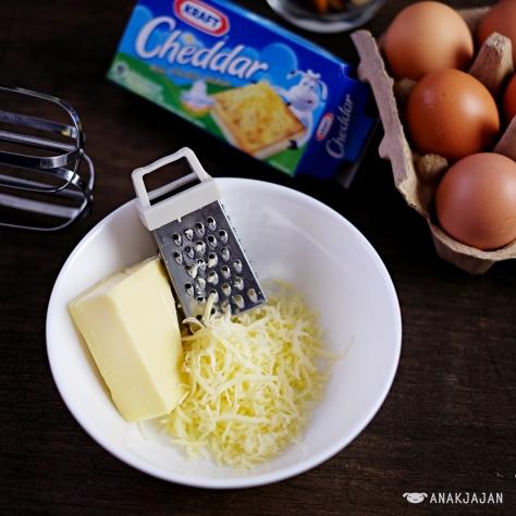 Grated KRAFT Cheddar Cheese