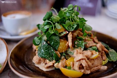 Thai Chicken Salad AUD 26