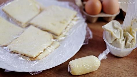 kraft cheese banana