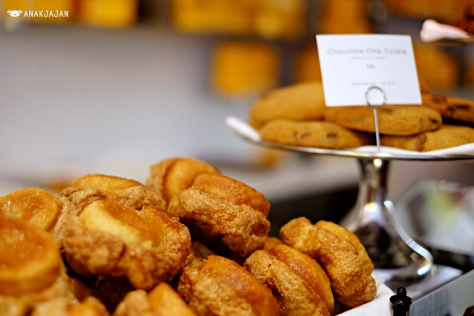 Dominique's Kouign Amann 550 JPY