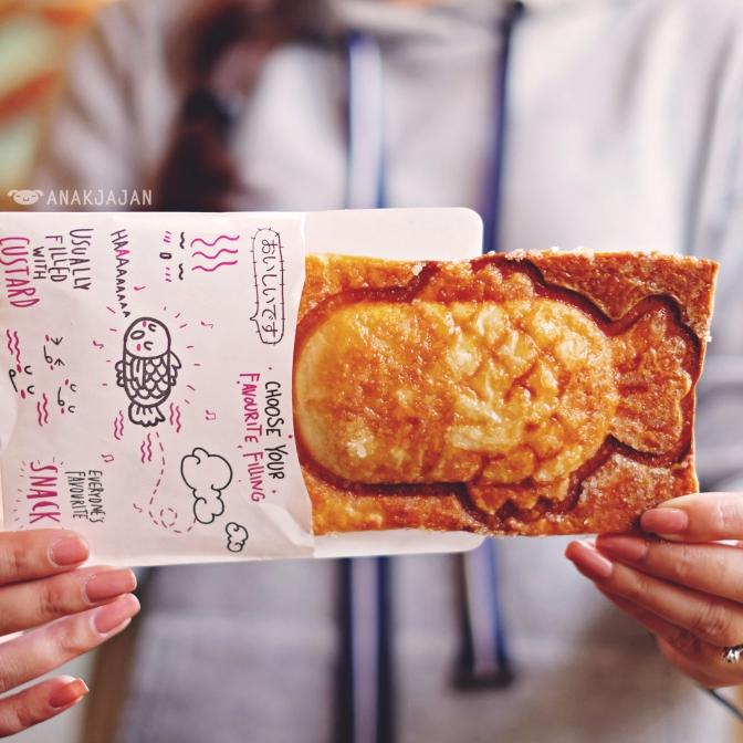 Croissant Taiyaki – Taiyaki Patisserie, Central Park Mall Jakarta