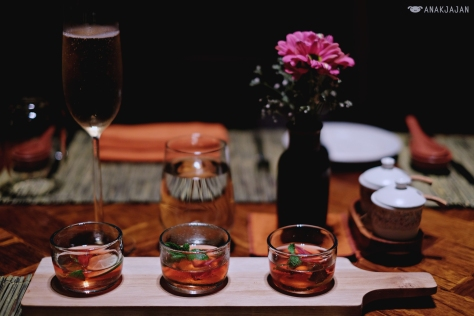 homemade rosella tea