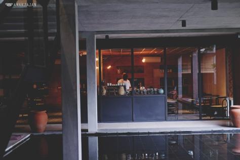 The Library Café
