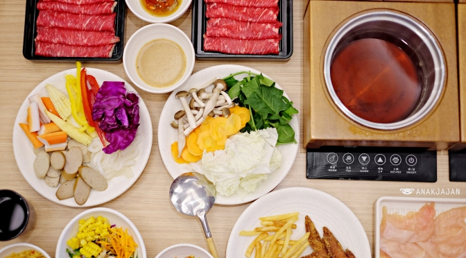 ON-YASAI Shabu-Shabu ALL YOU CAN EAT (UPDATED)