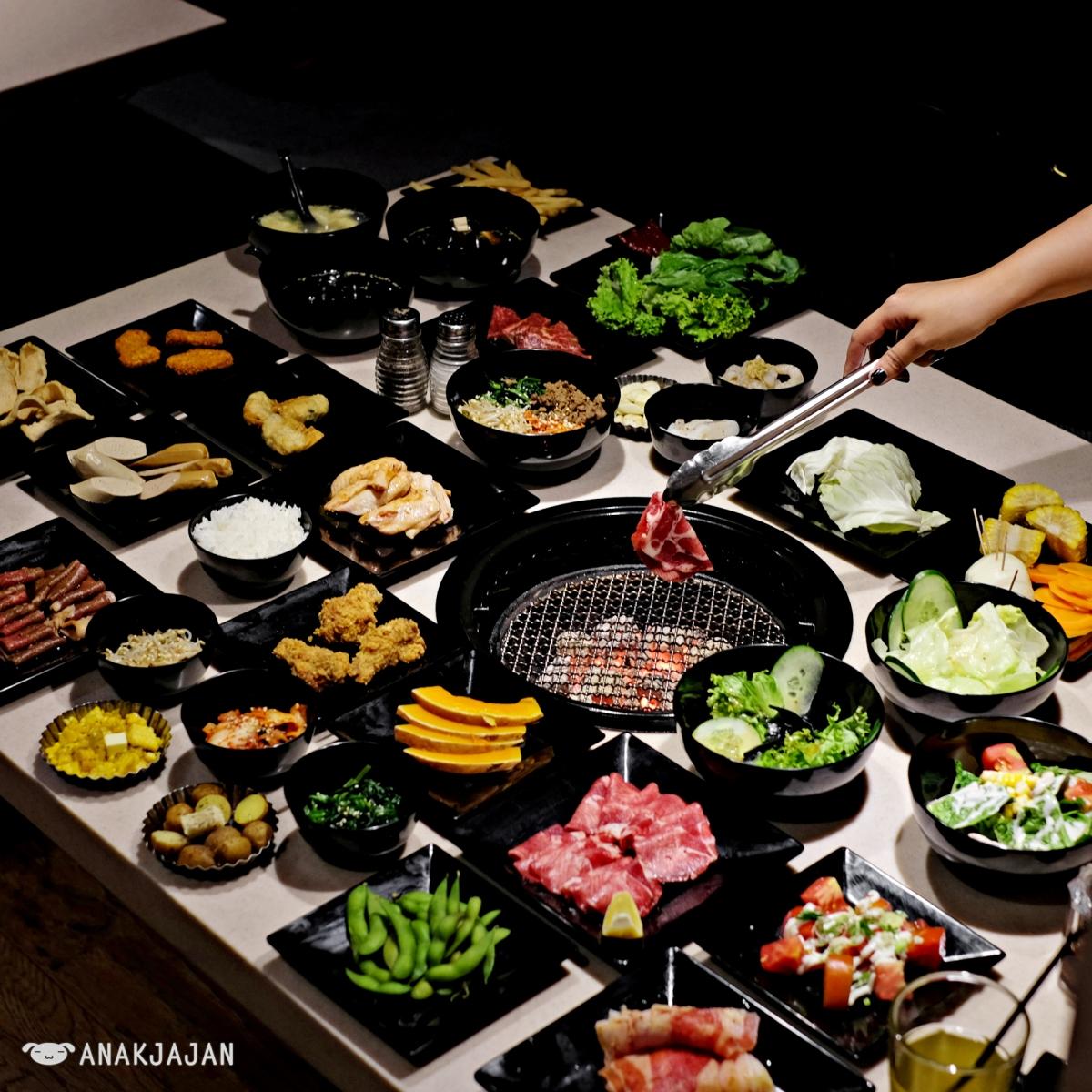 Neo Hotel Jogja: GYU-KAKU Japanese BBQ ALL YOU CAN EAT