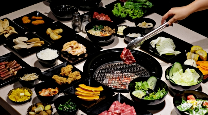GYU-KAKU Japanese BBQ ALL YOU CAN EAT
