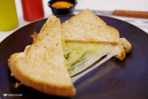 Grilled Cheese IDR 54.9k