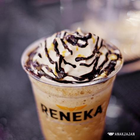Espresso Toffee Ice Blended IDR 41k Regular/ IDR 45k Large