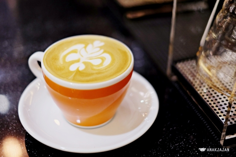 Cappuccino IDR 29k Regular/ IDR 32k