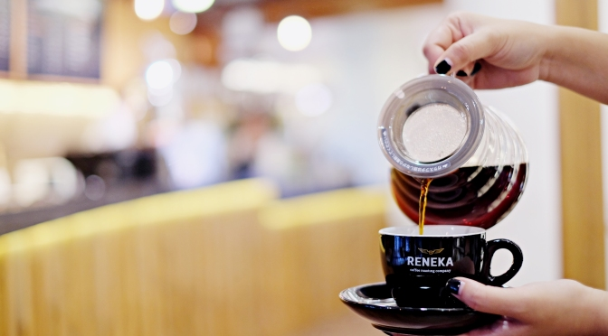 RENEKA Coffee Roasting Company