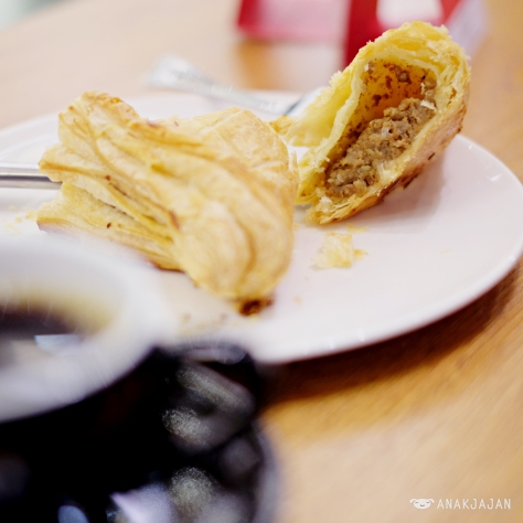 Beef Pastry IDR 20k