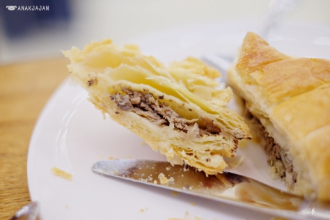 Tuna Pastry IDR 20k