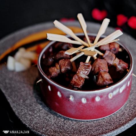 Wagyu Beef Sate