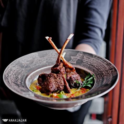 Tongseng Lamb Chop