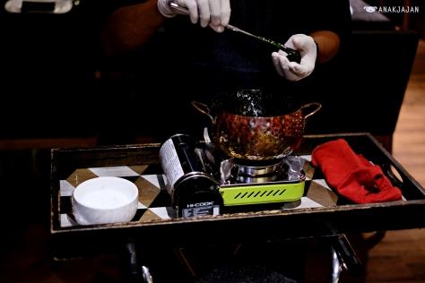 NAMAAZ PRIVATE DINING - Jakarta - ANAKJAJAN.COM