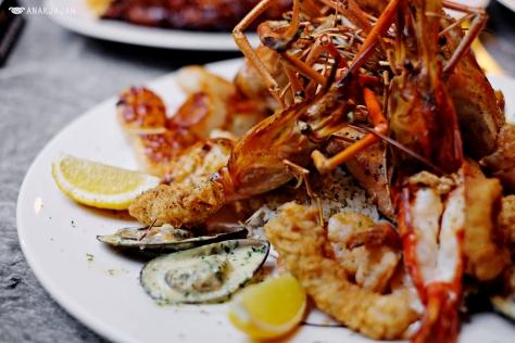 Seafood Platter IDR 1.288k