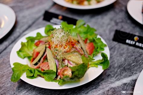 Mixed Salad IDR 118k