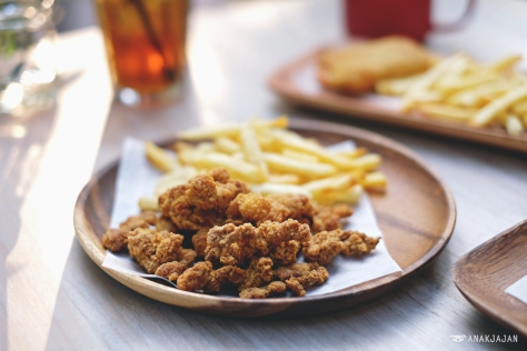 Pop Corn Chicken IDR 25k