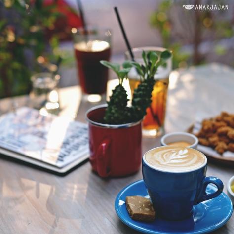 Cappuccino IDR 35k