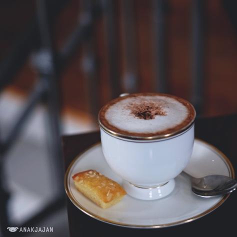 Hot Chocolate Fountain IDR 55k
