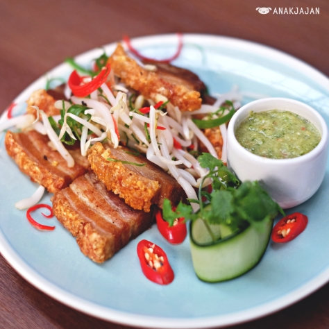 Crispy Pork Belly IDR 95k