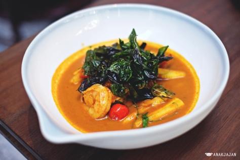 Prawn Curry IDR 75k