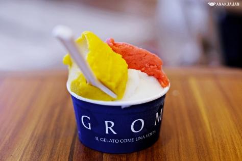 IDR 60 Medium 3 flavors (Mango + Lemon + Strawberry)