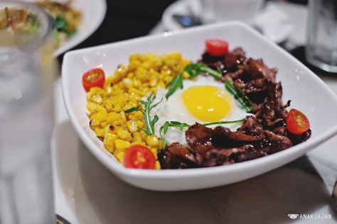 Grilled Beef Tongue with Sous Vide Egg IDR 155k