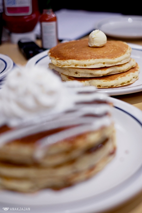 Original Pancake AED 34 (stack of 3)