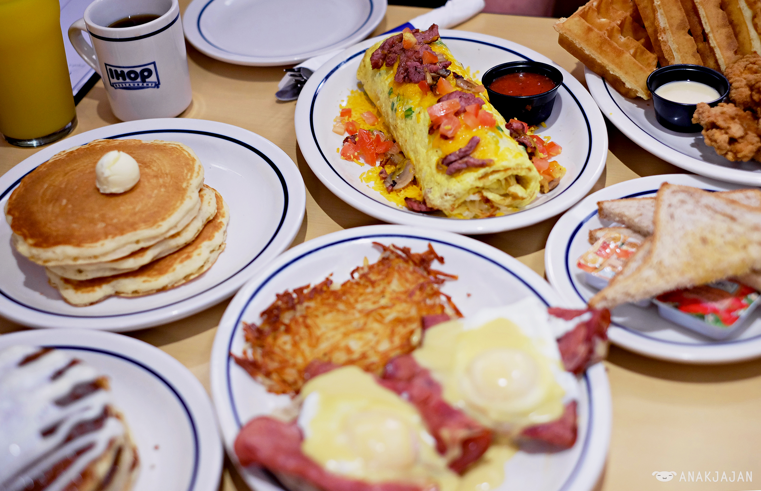Omelette Waffle Restaurant  Bellaire Tx