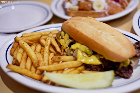Philly Cheese Steak AED 44
