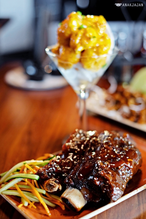 Chang's Asian Short Rib AED 75