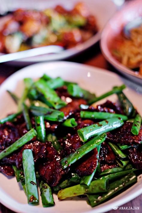 Mongolian Beef AED 71