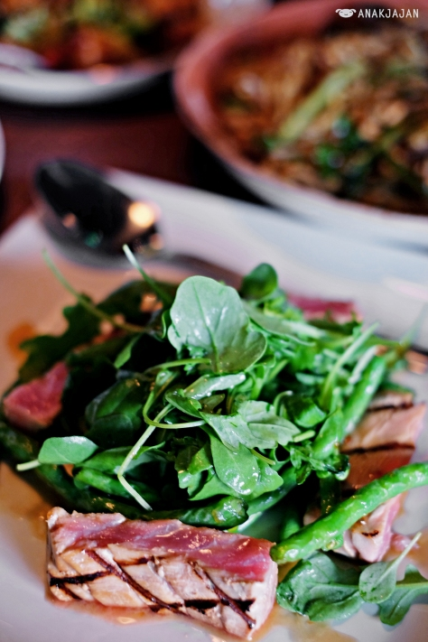 Seared Ahi with Chili Lime AED 78