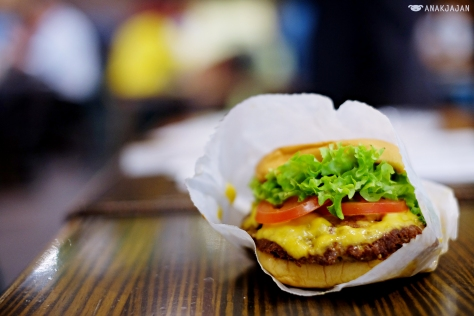 Shack Burger AED 42 Double