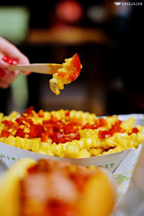 High-Heat Fries