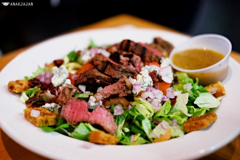 Steakhouse Salad AED 69