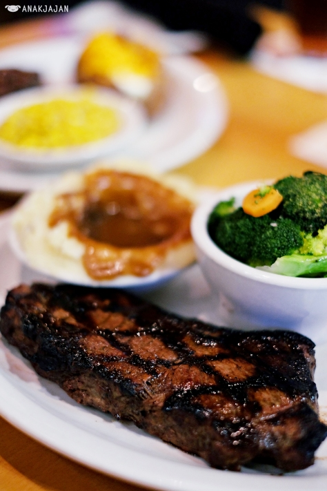 New York Strip 370gr AED 120