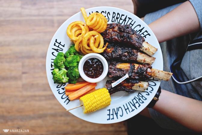 HOG'S BREATH CAFE – Jakarta Indonesia