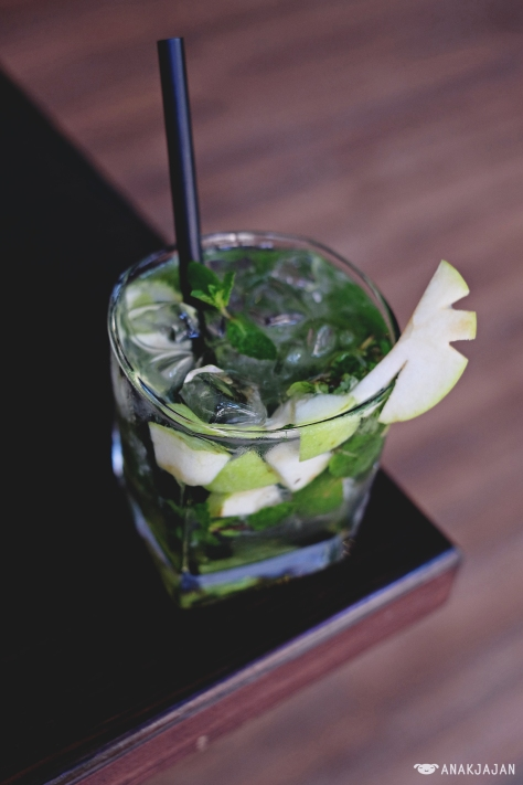 Green Apple Mojito IDR 45k