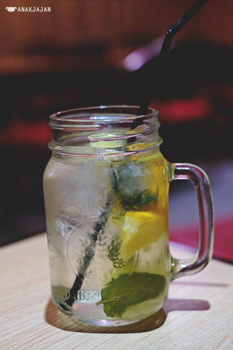 Infused Water IDR 16k