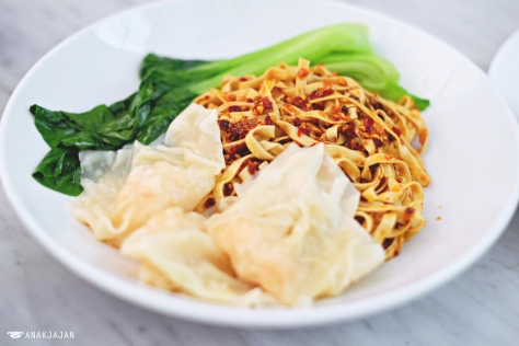 Spicy Crispy Garlic Noodles IDR 42k