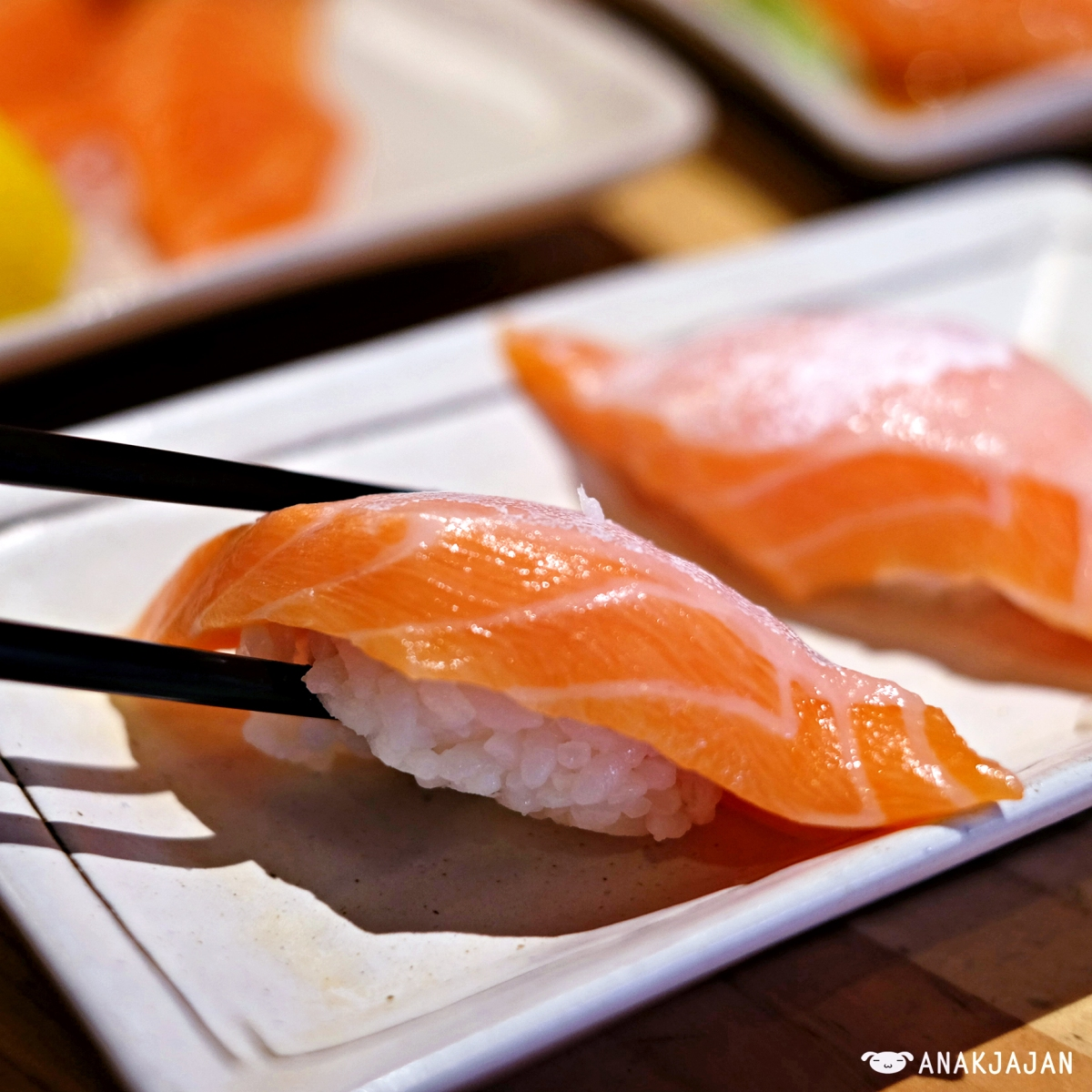 Sushi China Cafe Morrow Menu