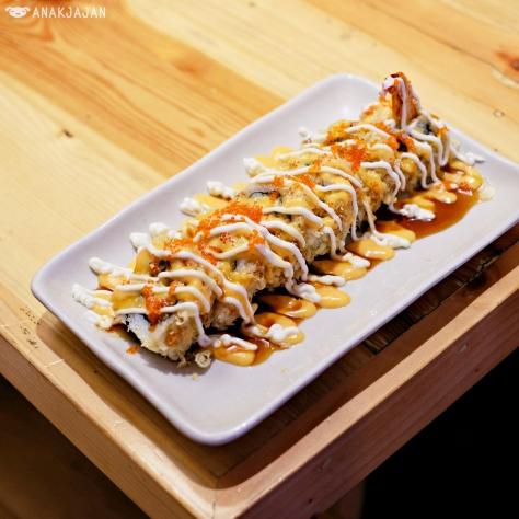 Spicy Crunchy Tempura IDR 33k