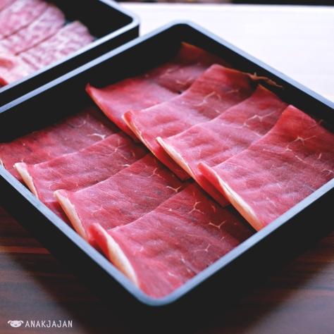 Shabu Ghin Special Beef